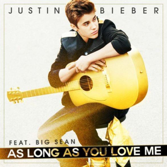 Justin Bieber Feat. Big Sean - As Long As You Love Me