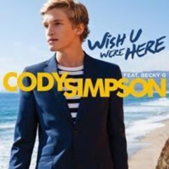 Cody Simpson Feat. Becky G - Wish U Were Here