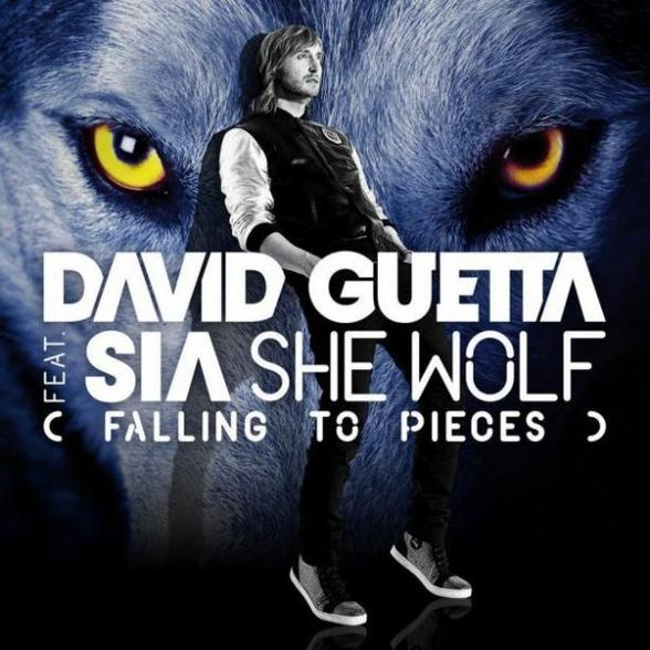 David Guetta Feat Sia - She Wolf (Falling To Pieces)