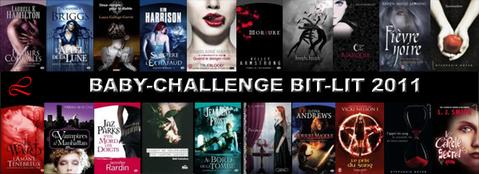 BABY - CHALLENGE BIT-LIT 2011