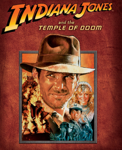 INDIANA JONES ET LE TEMPLE MAUDIT *****