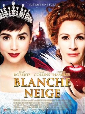 BLANCHE-NEIGE DE TARSEM SINGH ***