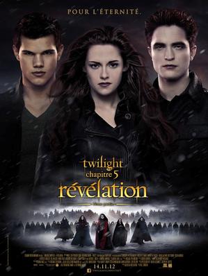 TWILIGHT CHAPITRE 5 REVELATION ****
