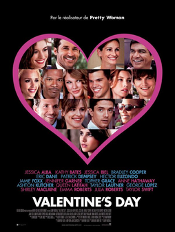 VALENTINE'S DAY DE GARRY MARSHALL ***
