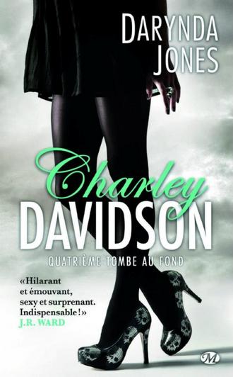 CHARLEY DAVIDSON QUATRIEME TOMBE AU FOND DE DARYNDA JONES