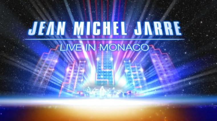 Jean Michel Jarre - Monaco Vendredi 1er Juillet 2011