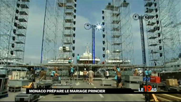 Jean Michel Jarre concert de Monaco
