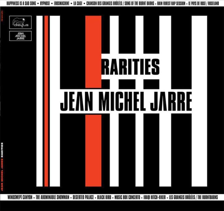 Jean Michel Jarre Rarities 33 Tours