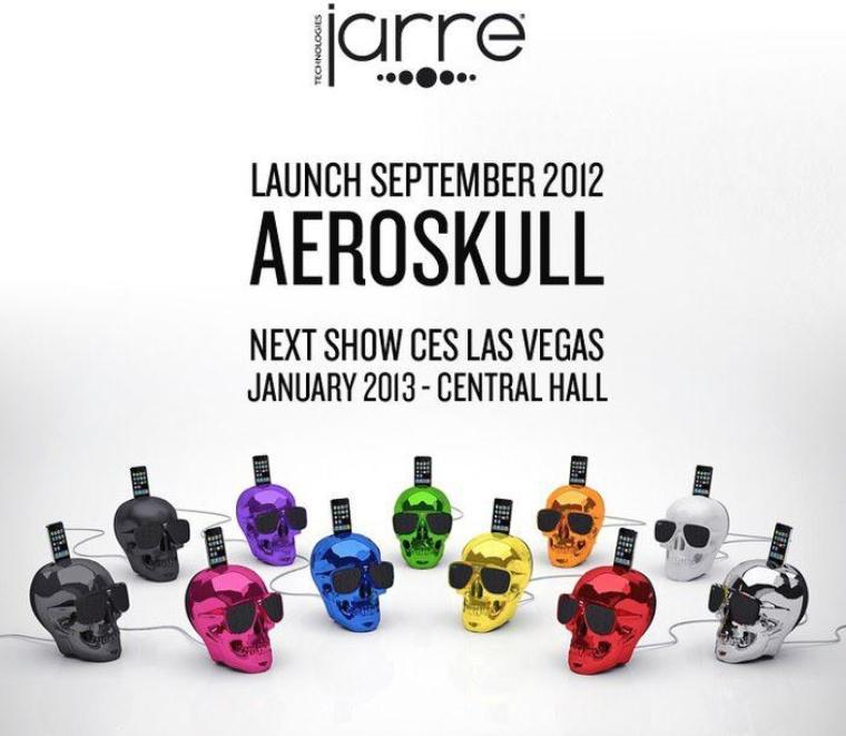Jarre Technologies AEROSKULL