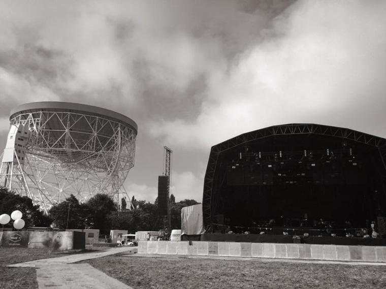 Jean Michel Jarre Electronica Tour Manchester
