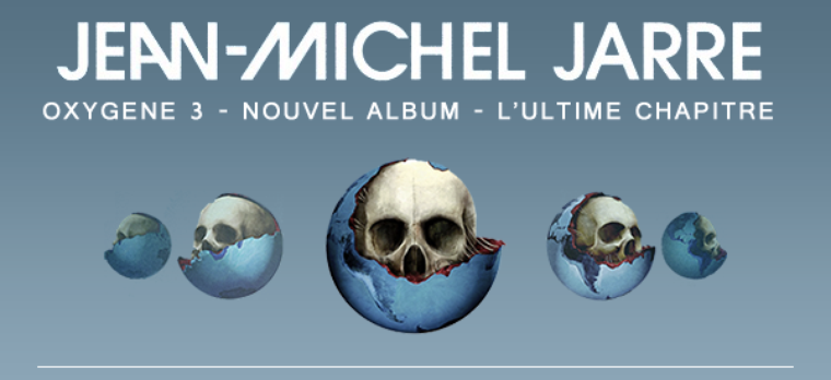 Jean Michel Jarre Oxygène 3