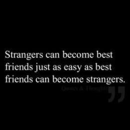 Une belle amitié qui ce détruit c'est comme une rivière qui s'assèche doucement sans que l'on ne puisse rien faire pour y remédier...