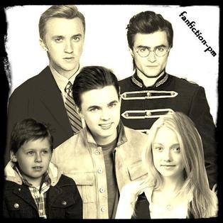 Potter-Malfoy : Nouvelle génération