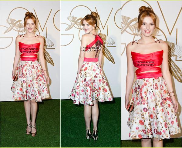 Bella à la soirée Vanity Fair le 26 février 2014 .