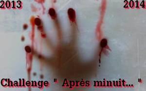 """Challenge """" Après minuit... """" 2013 - 2014 ( TERMINÉ )"""