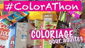 Color-A-Thon (#ColorAThon)