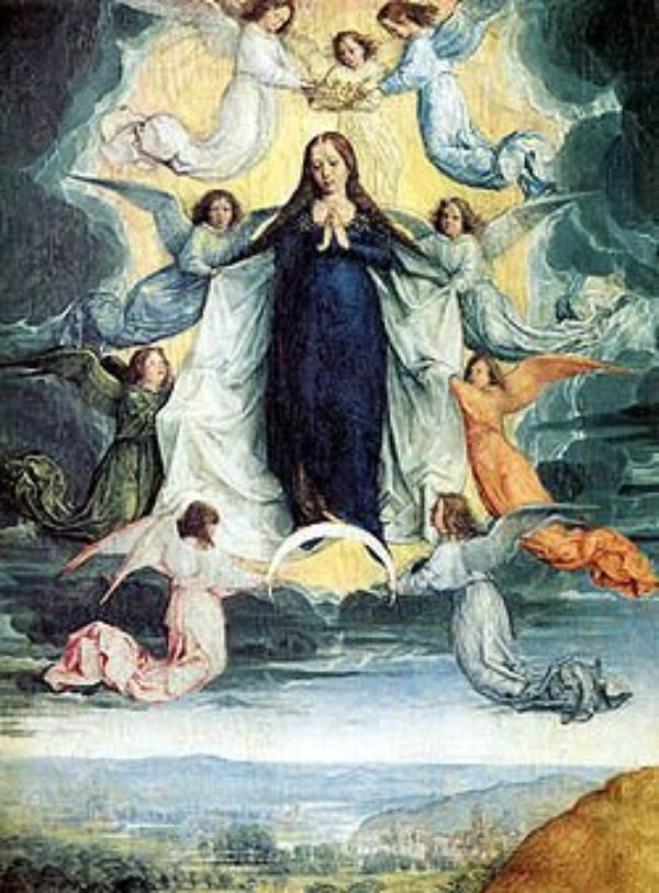 15 Août .. Assomption de Marie
