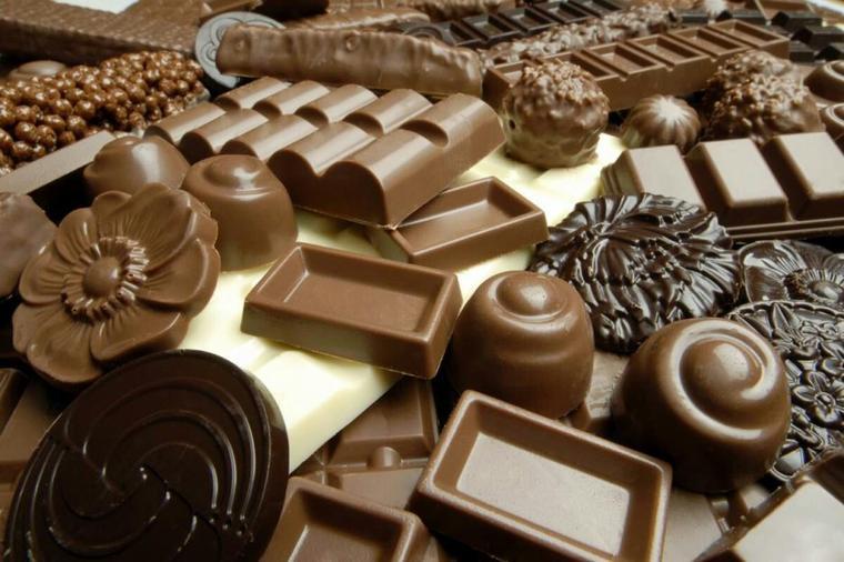 Tout en chocolat!