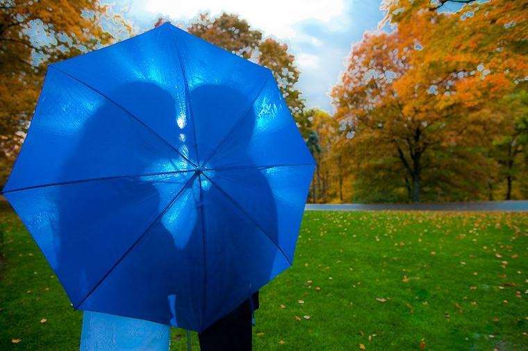 quand ça va mieux avec son chéri, on revoit la vie en bleu.