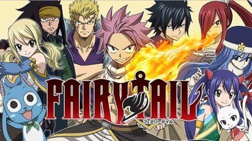 Fairy Tail Présentation