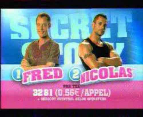 Semaine 1 Fred / Nicolas