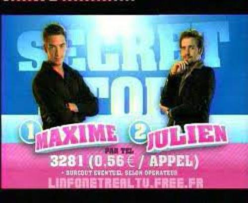 Semaine 5 Maxime / Julien