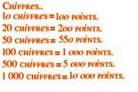 Concours de points :)