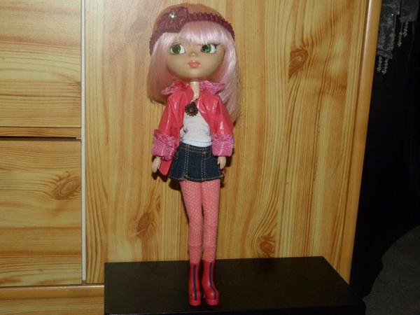 présentation de mes doll