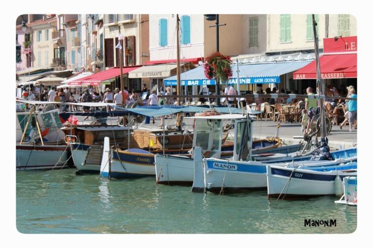 Le bateau Manon.. :)