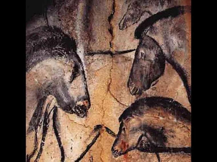 La Grotte Chauvet en Ardèche