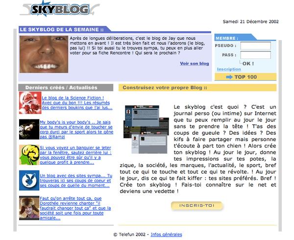 2002-2012 : Dix ans de la plus belle des aventures sur Internet