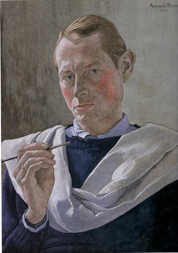 J'aime les portraits d'Augustin Rouard