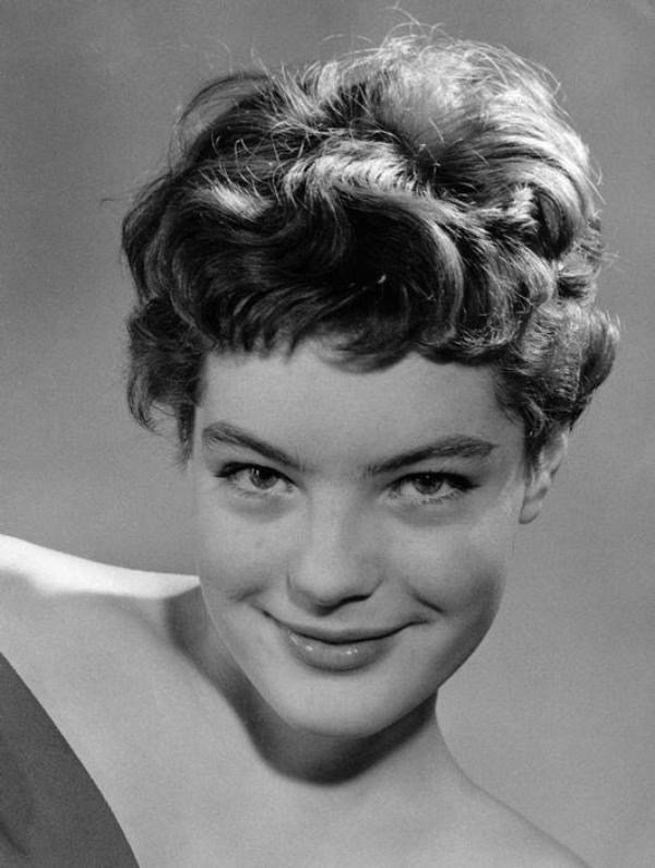 Romy par Herbert List, 1954