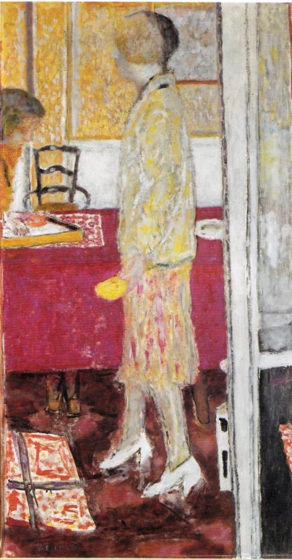 Peinture vibrante