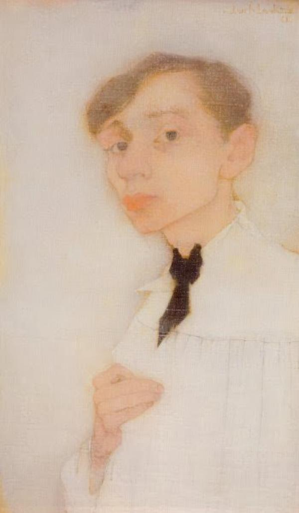 J'aime Jan Mankes  (15 August 1889, Meppel, Drenthe – 23 April 1920, Eerbeek)
