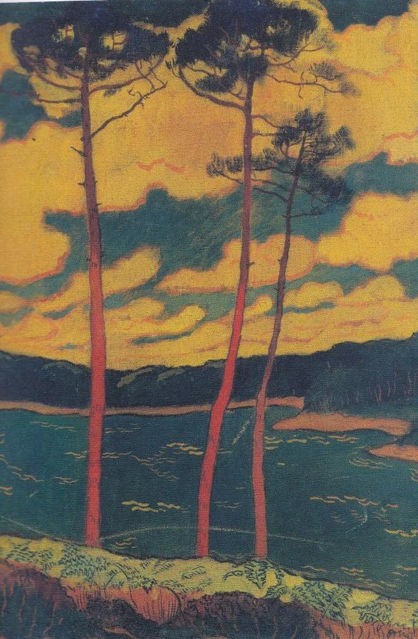 J'aime la nature par Georges Lacombe