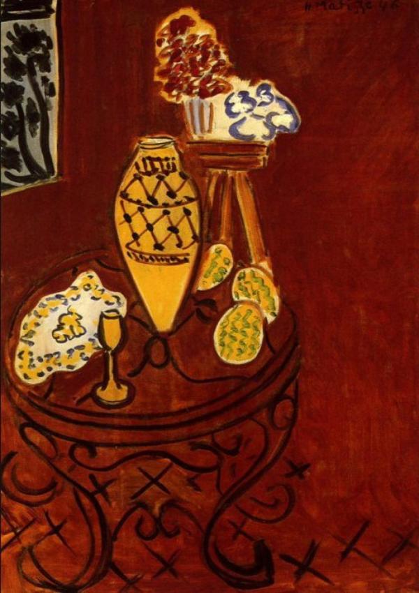 Du Matisse sur Verdoux  !