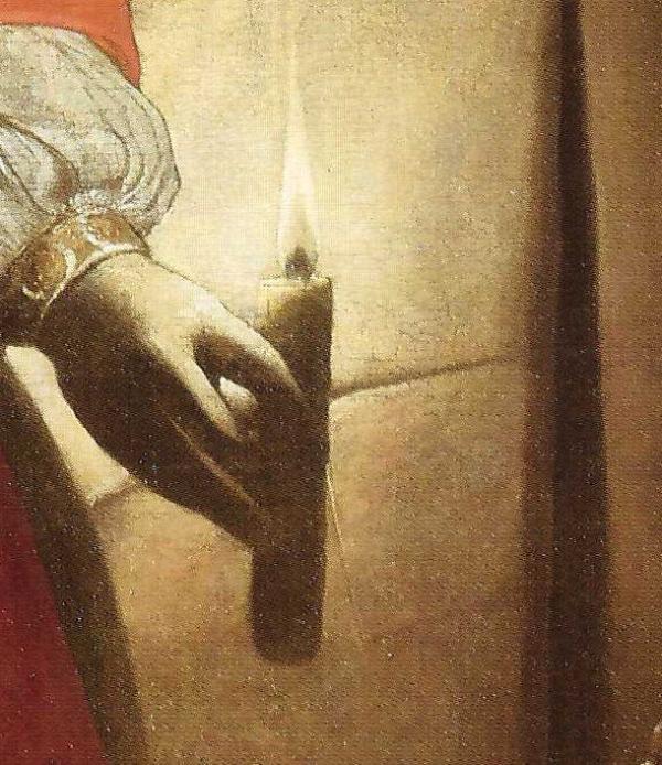 Bougies chez De La Tour
