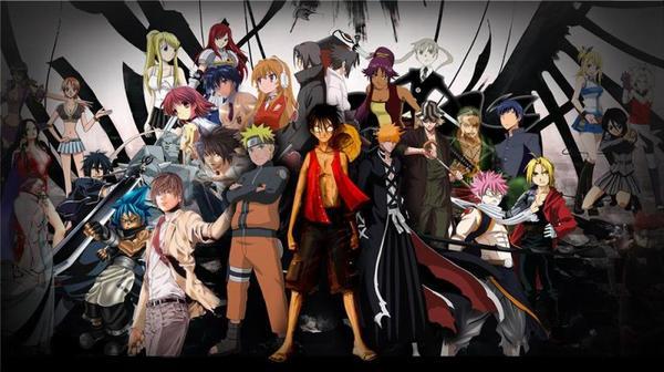 Crossover Anime