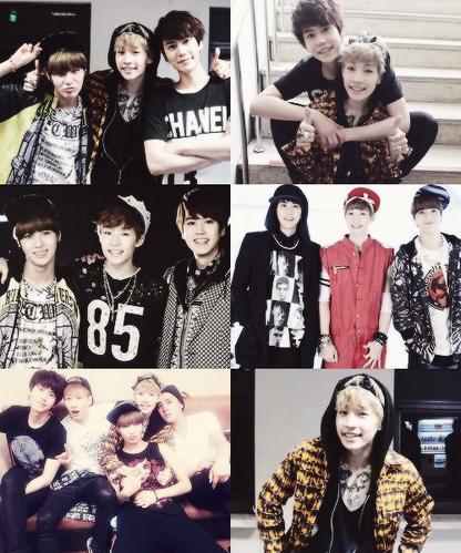 ♥~Henry, Taemin & KyuHyun~♥