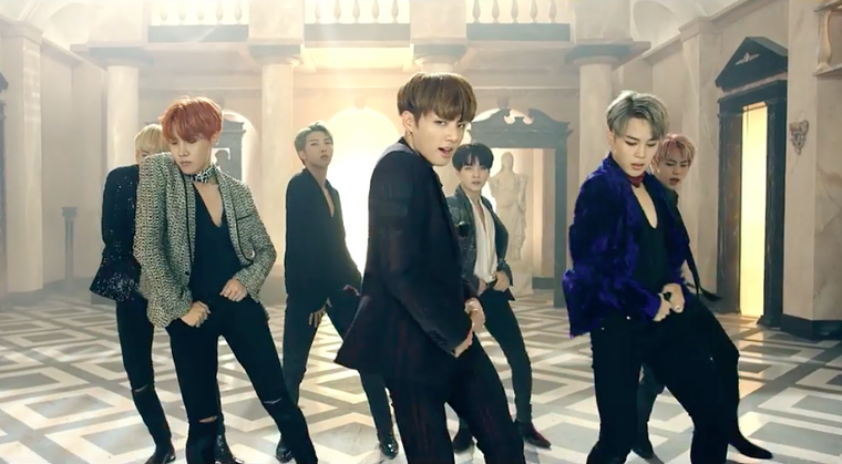 Blood Sweat & Tears - BTS