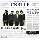 CNBLUE - RE-MAINTENANCE