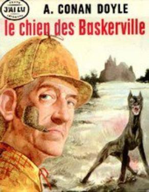 Le chien des Baskerville (livre)