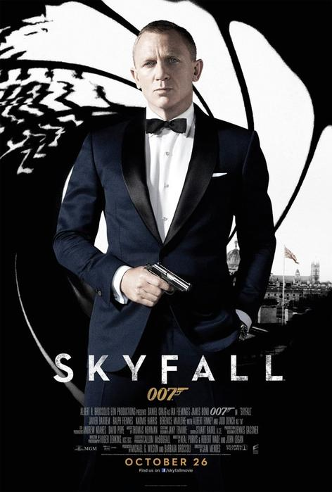 Skyfall (007) (film)