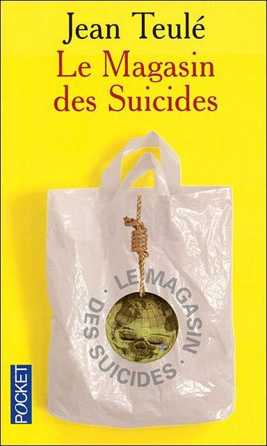 Le Magasin des Suicides (livre)