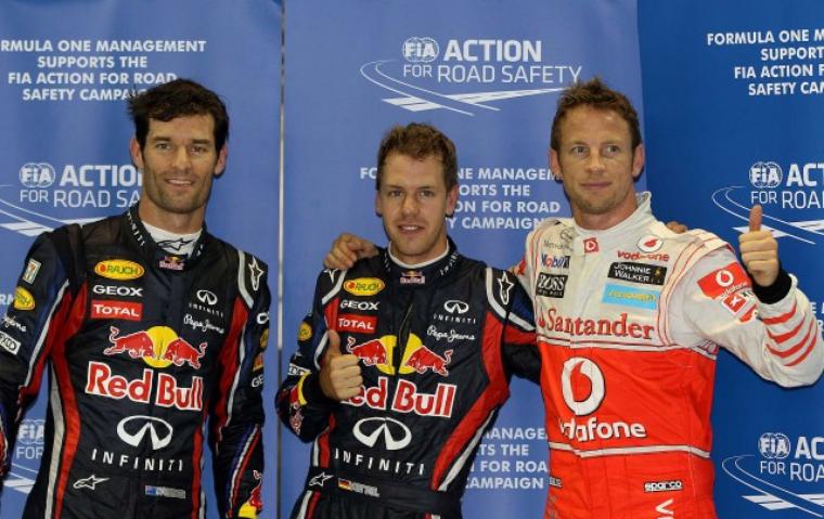 Singapour  Résultats du 14° Grand Prix