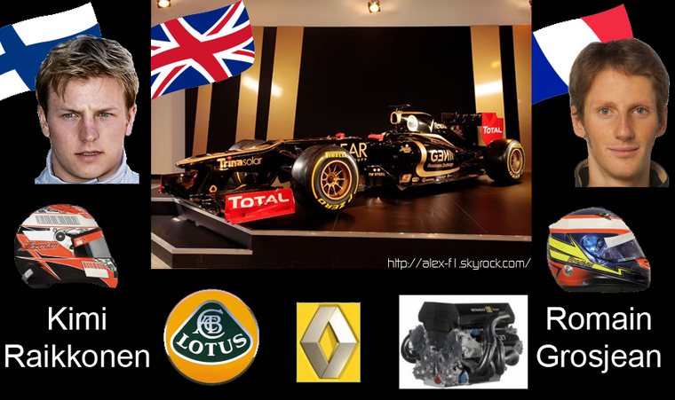 > 5]Lotus E20  Renault  RS27-2012