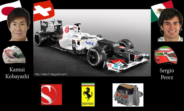 > 7] Sauber C31 Ferrari 056