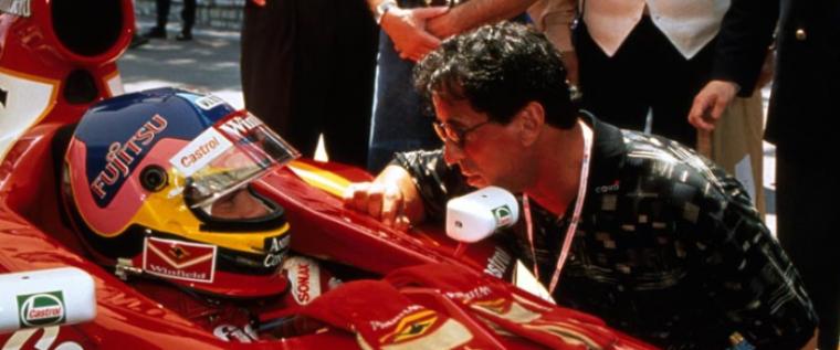 Stallone et la formule 1 ...