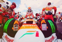 La saison 2013 ...